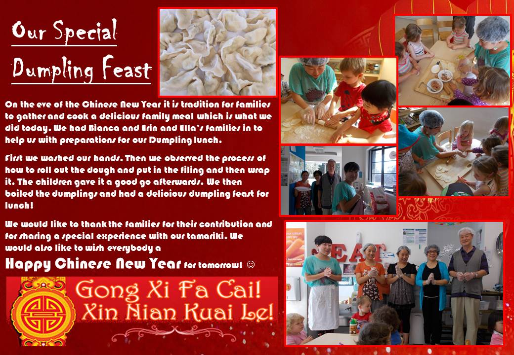 Chinese New Year Celebration…